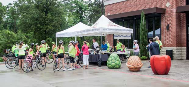 Bike to Work The Woodlands
