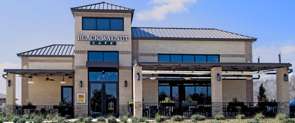 Black Walnut Cafe The Woodlands Hours